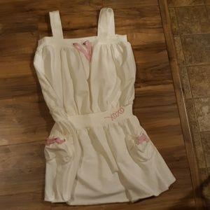 XOXO Beach Swim Cover up Dress. Size XL 16